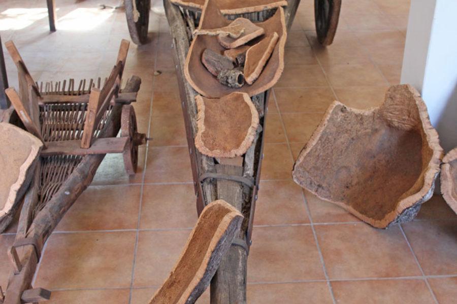 Il museo del Carro a Buoi